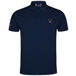 POLO JUNIOR Marine 2 étoiles